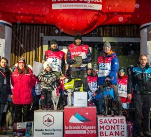 Alpina : Rémy Coste remporte La Grande Odysée Savoie Mont Blanc 2019