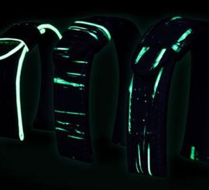ABP Concept : un bracelet qui brille sous la lumière noire !