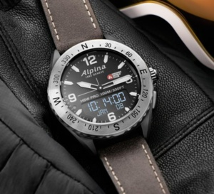 Alpina : chronométreur officiel du Freeride World Tour 2019