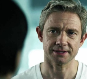 Start-up : Martin Freeman porte une Rolex Submariner sur cuir