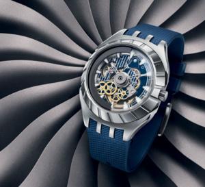 Swatch Flymagic : une Swatch haut de gamme avec calibre d'avant-garde