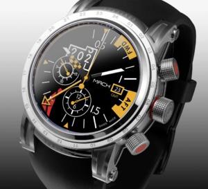 Mach Watch Aero-Design : une montre en hommage au Concorde