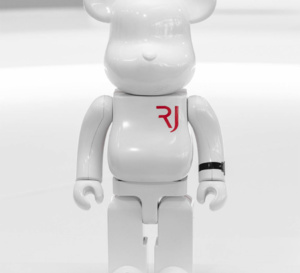 RJ x BE@RBRICK : statuette collector