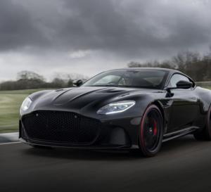 Aston Martin DBS Superleggera Edition Speciale TAG Heuer : 50 bolides et une montre