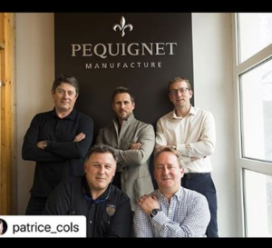 Patrice Cols : ambassadeur Péquignet