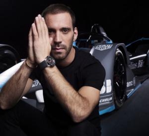 Jean-Eric Vergne : ambassadeur TAG Heuer en Formula E