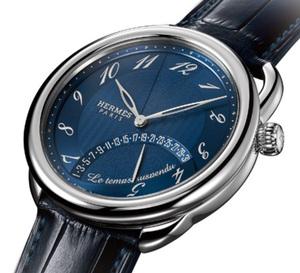 Hermès Arceau Le Temps suspendu Only Watch 2011