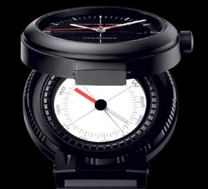 Porsche Design P'6520 Heritage Compass Watch : cap sur le vintage