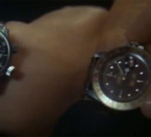 Black Sunday : Bruce Dern porte une Rolex GMT Master