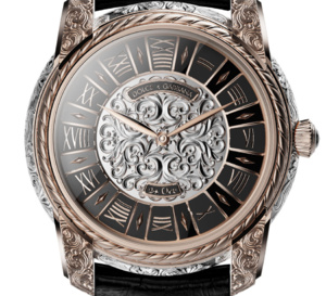Dolce&Gabanna Manifattura Italiana : montre italienne pour heures italiques