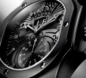 Bulgari Endurer Chronosprint All Blacks Daniel Roth : une montre de champions... du monde ?