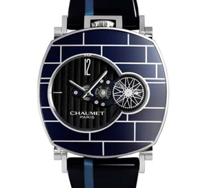 Chaumet Dandy Arty Open Face Only Watch 2011