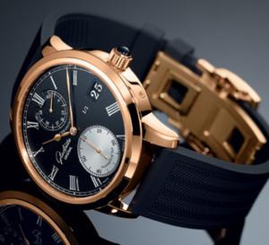 Glashütte : Unique Senator Chronometer Only Watch 2011