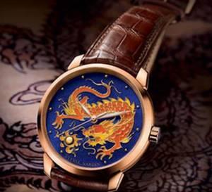 Ulysse Nardin Classico Dragon : une explosion de feu qui illumine les heures du crépuscule…