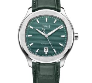 Piaget : une Polo vert gazon éditée à 500 exemplaires