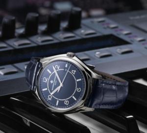 Vacheron Constantin FifttySix Automatique : une version bleue très contemporaine
