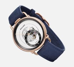 Baume : configurez votre montre automatique