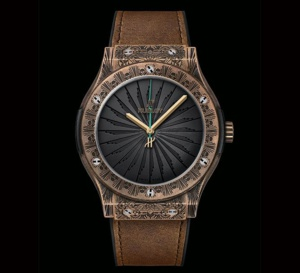 Hublot Classic Fusion Wild Customs x Laurent Picciotto : le tempo du rock