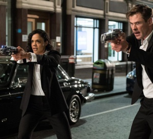 Men in black International : Chris Hemsworth porte une Hamilton Ventura
