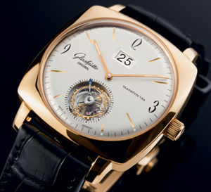 Glashütte Original Sixties Square Tourbillon : 50 exemplaires seulement…