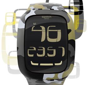 Swatch Touch 2011 : révolution tactile et colorée pour un garde-temps avant-gardiste