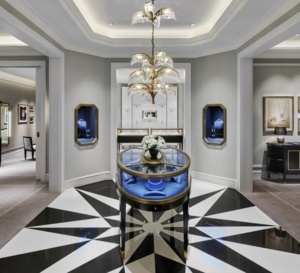 Harry Winston : ouverture d'une boutique exclusive à Monaco