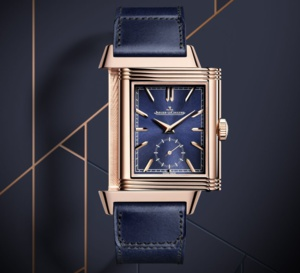 Jaeger-LeCoultre Tribute Duoface : montre double face