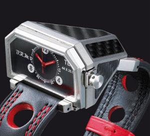 BRM Record TB : montre pour les fous du volant