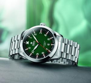 Flieger : la nouvelle montre d'aviateur selon Tutima