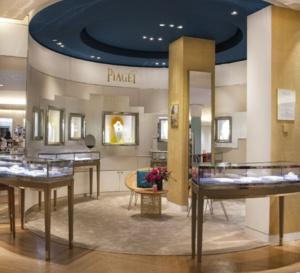 Piaget ouvre un pop-up store Shine au Bon Marché Rive Gauche