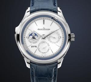 Jaeger-LeCoultre : Master Grande Tradition Répét'Minutes perpétuelle