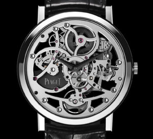 Piaget Altiplano Squelette Extra-plate : toute en finesse…