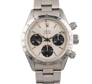 Belle vente de Rolex Daytona organisée online par Sotheby's et Bob's Watches