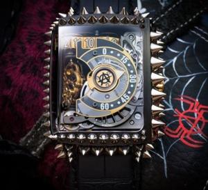 Hautlence HL2.3 Punk : une montre qui ne manque pas de piquant !