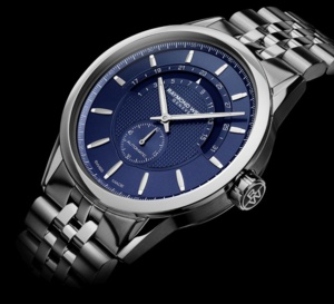 Raymond Weil Freelancer Evolution : date en demi-lune