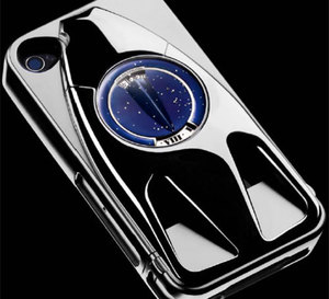 Dream Watch IV : le bouclier 4S de De Bethune en hommage à Steve Jobs
