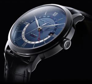 Baume et Mercier Classima dual time : une GMT habillée