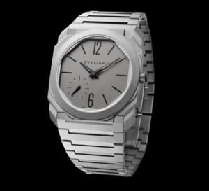 Bvlgari : une Octo Finissimo en titane pour le Fine Watch Club