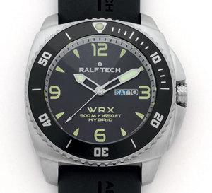 Ralf Tech : une montre WRX Hybrid pour le Commando Hubert