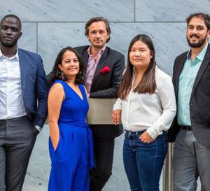 Prix Rolex à l'esprit d'entreprise : les cinq lauréats 2019
