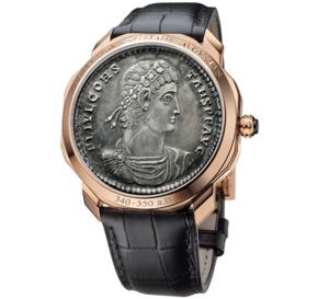 Bvlgari Monete: le temps, c'est de l'argent !