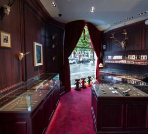Legacy Store : le nouveau concept-store de Sébastien Chapelle