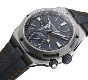 Vacheron Constantin, l'Everest, Cory Richards et une Overseas Dual Time prototype