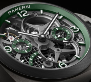 Panerai Luminor Tourbillon GMT Lo Scienzato : le retour !