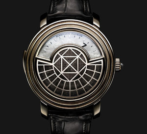 Parmigiani Fleurier Toric Répétition minutes et affichage du temps par secteur : le 19ème pour inspiration