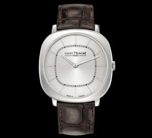 Saint Honoré Auteuil : une belle montre de forme