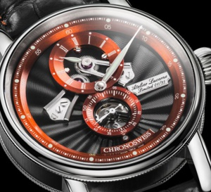 Chronoswiss Flying Regulator Open Gear : édition anniversaire à 35 exemplaires