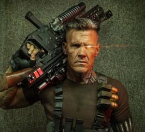 Deadpool 2 : Josh Brolin utilise une machine spatio-temporelle Carl F. Bucherer