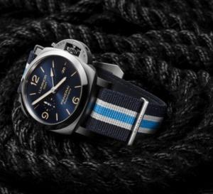 Panerai lance une collection de bracelets Nato