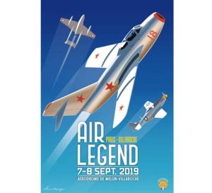 Reservoir : partenaire d'Air Legend en septembre prochain